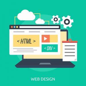عکس وب سایت و طراحی آن