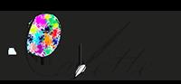 لوگو گروه طراحی سایت پالت