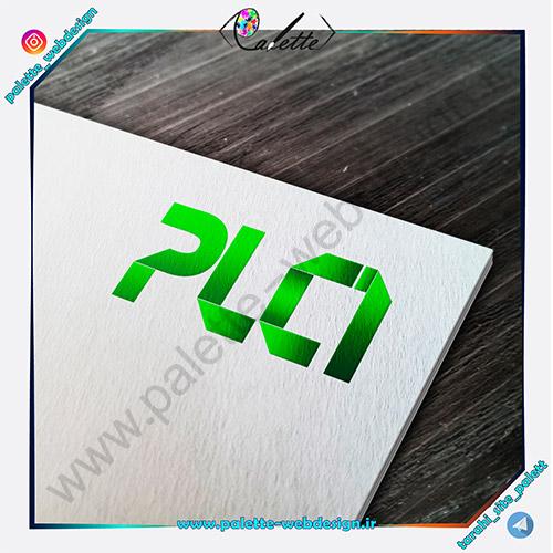 طراحی لوگو PLC1