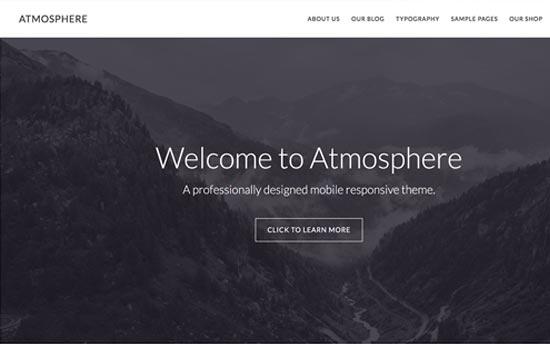 قالب atmosphere-pro