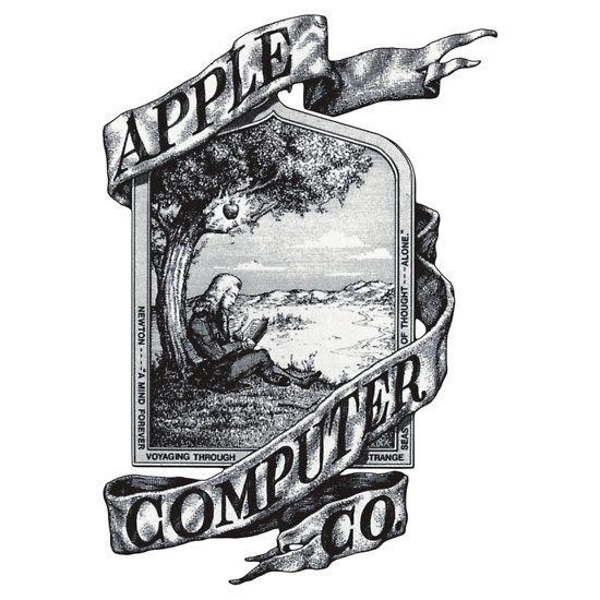 اولین لوگو اپل